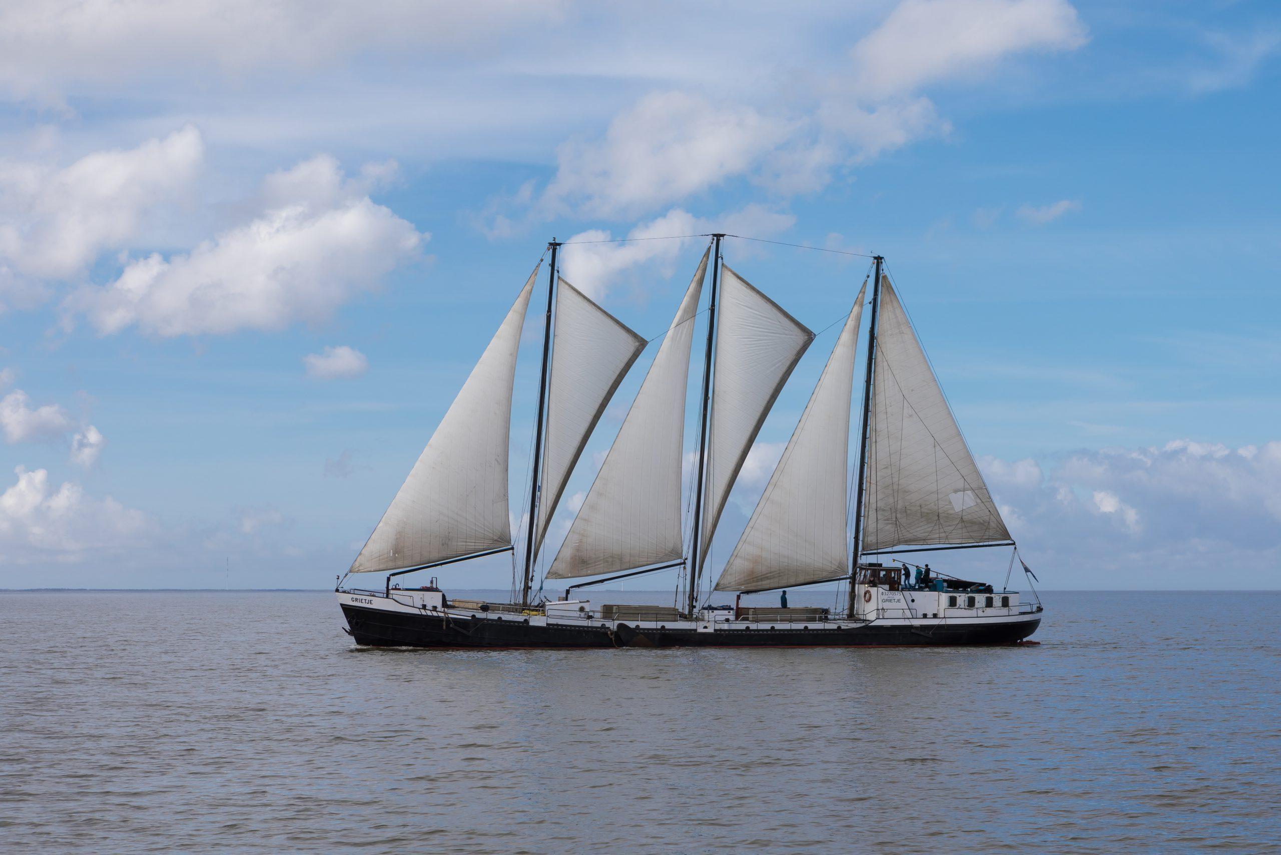 Zeiltocht IJsselmeer Grietje en Covid-19